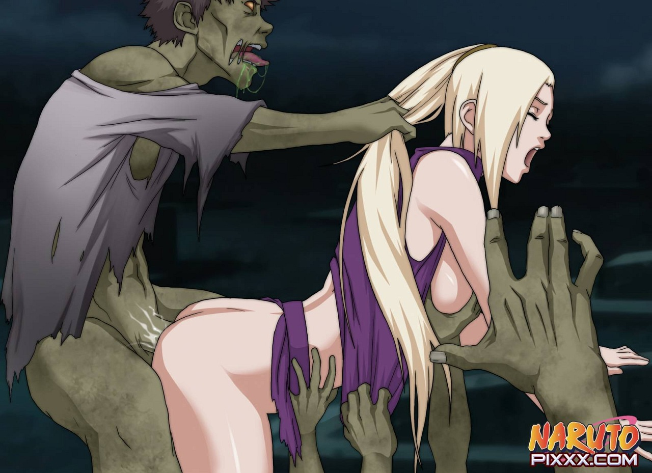 Zombie girl anime porno hardcore streaming